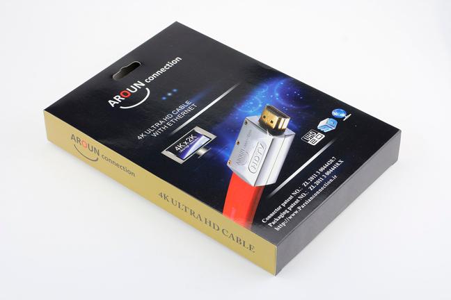 کابل HDMI 4K AROUN از 2 متر تا 20 متر