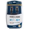 کابل HDMI بافو اصلی ورژن 1/4